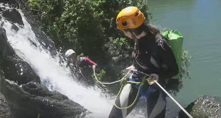 Tamarind Falls Trekking