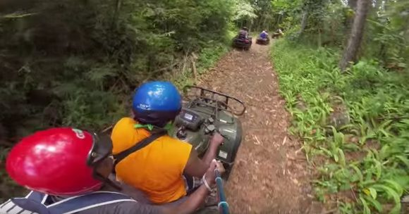 Hunt Your Adrenaline With A Safari Quad Biking Tour