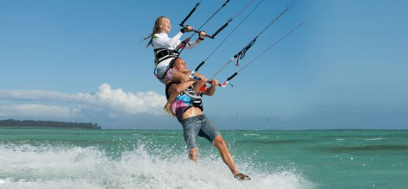 Hire The Best Kite Surfing in Mauritius