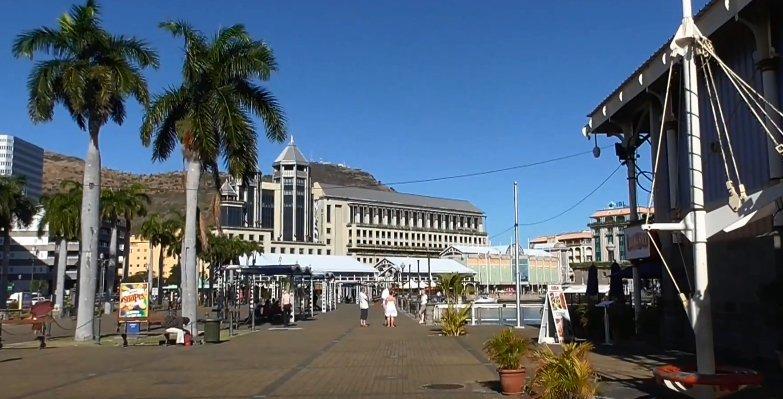 Caudan Waterfront Mauritius