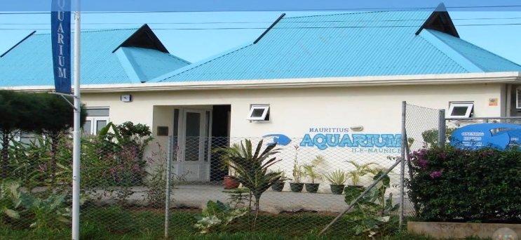 Mauritius Aquarium at Pte-aux-Piments