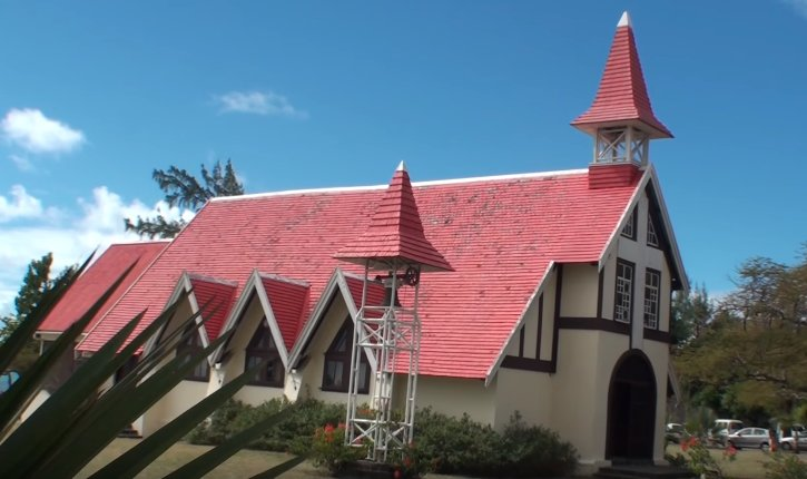 Red Church Mauritius