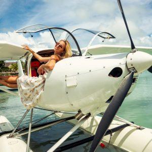 Seaplane Mauritius