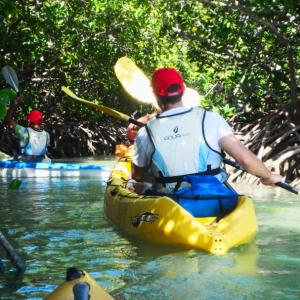 Mauritius Sea Kayaking trip